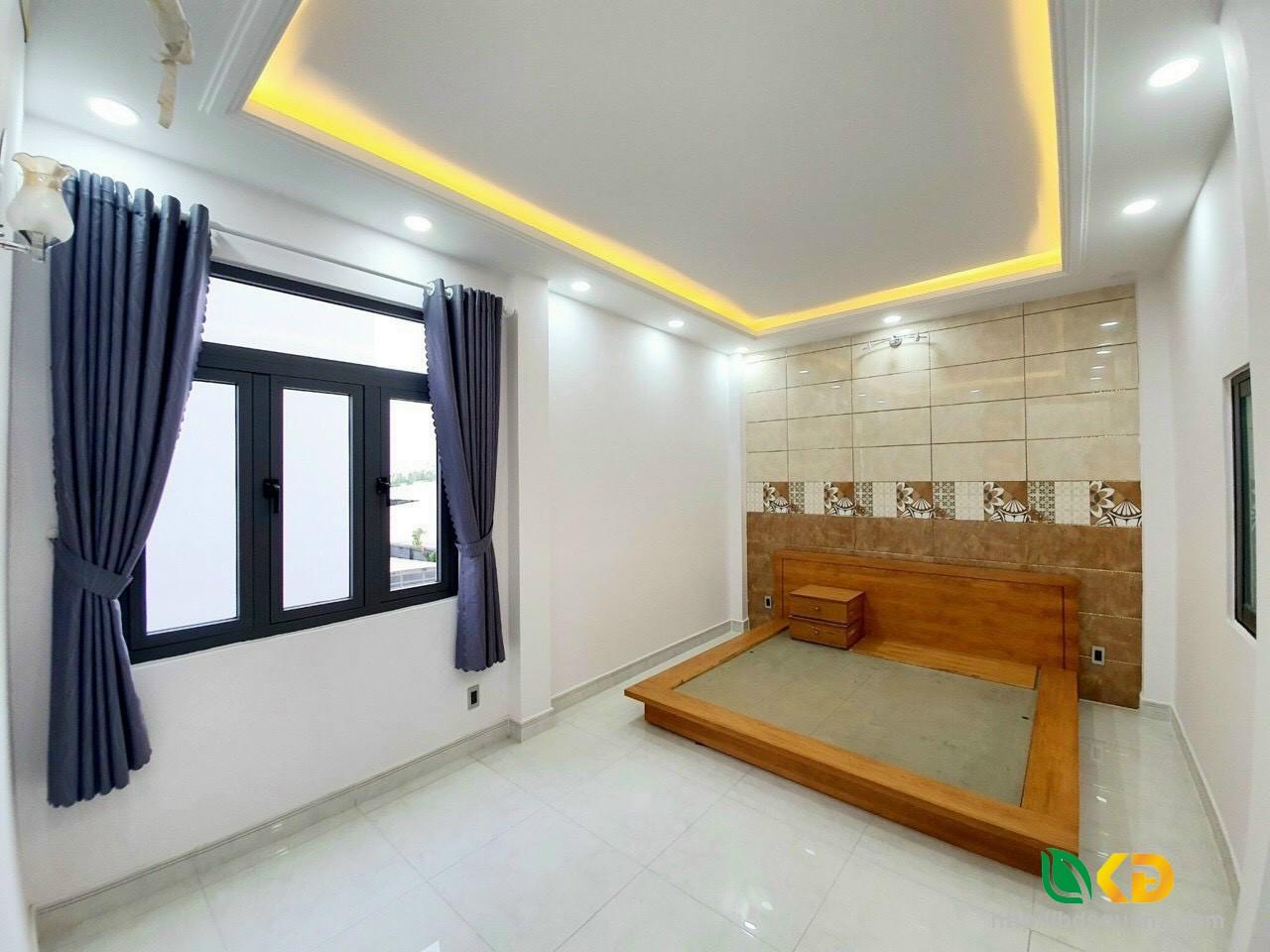 Nhà kiểu biệt thự, Omely đường Đào Tông Nguyên, Phú Xuân, Nhà Bè, HCM