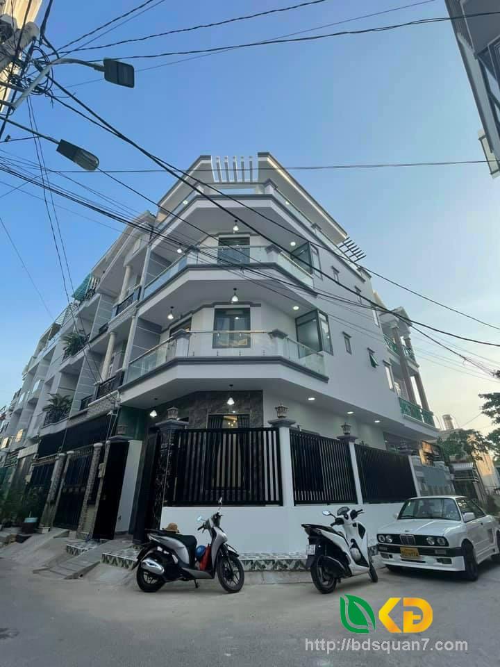 Nhà đẹp 2MT hẻm 67 đường Đào Tông Nguyên, Phú Xuân, Nhà Bè