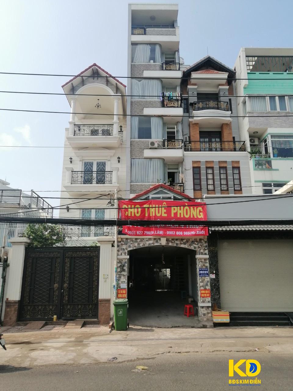 Cho thuê phòng trọ 287 Trần Xuân Soạn P.Tân Kiểng Quận 7