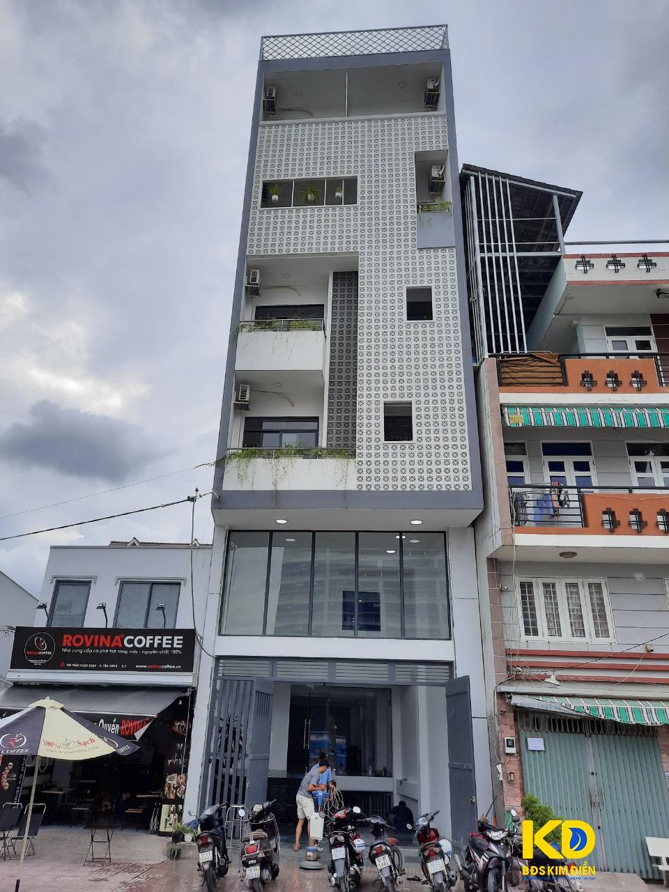 Cho Thuê Căn Hộ Dịch Vụ  MT Đường D1 Phường Tân Hưng Quận 7
