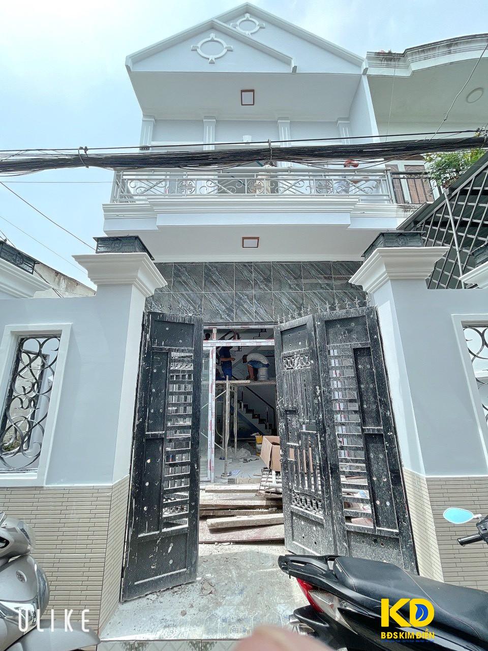 Bán nhà góc 2 mặt tiền tiện kinh doanh hẻm 994 Huỳnh Tấn Phát P. Tân Phú Q7