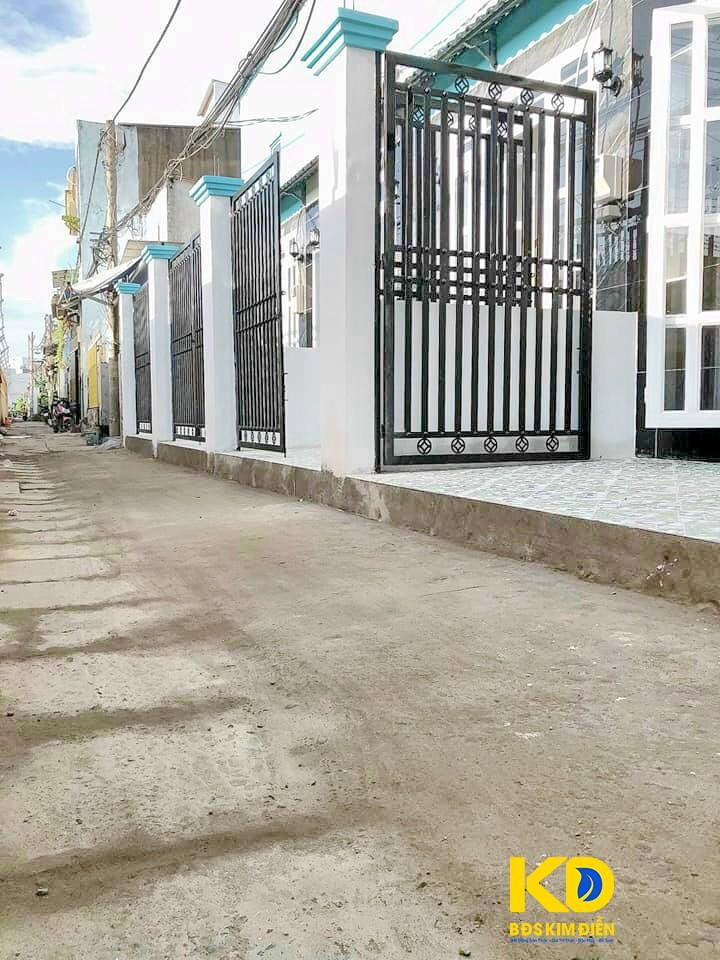 Bán nhà mặt tiền hẻm 48 kho B Huỳnh Tấn Phát thị trấn Nhà Bè