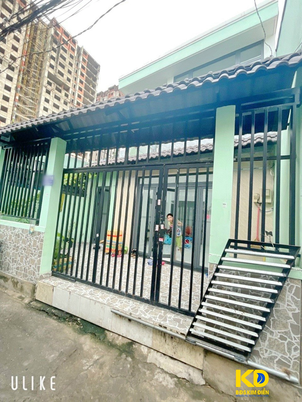 Bán nhà hẻm 3m 1247 đường Huỳnh Tấn Phát P. Phú Thuận Quận 7