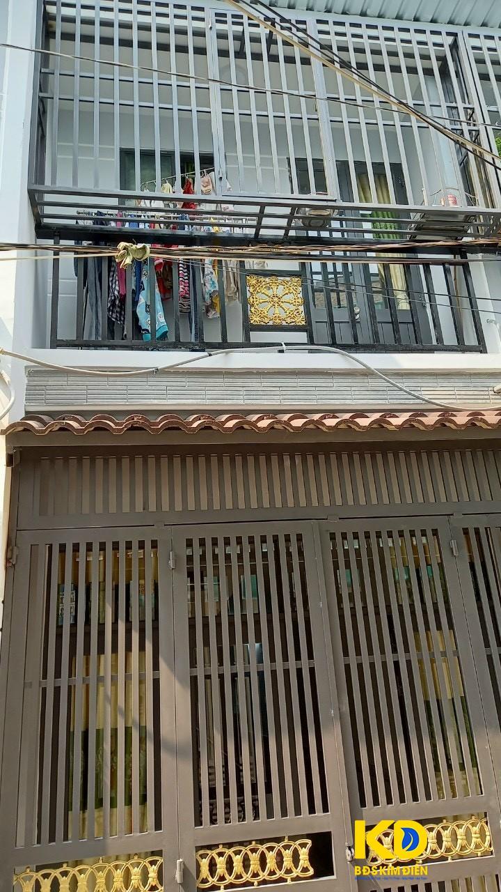 Bán nhà 1 lầu hẻm 96 đường Đào Tông Nguyên Phú Xuân Nhà Bè