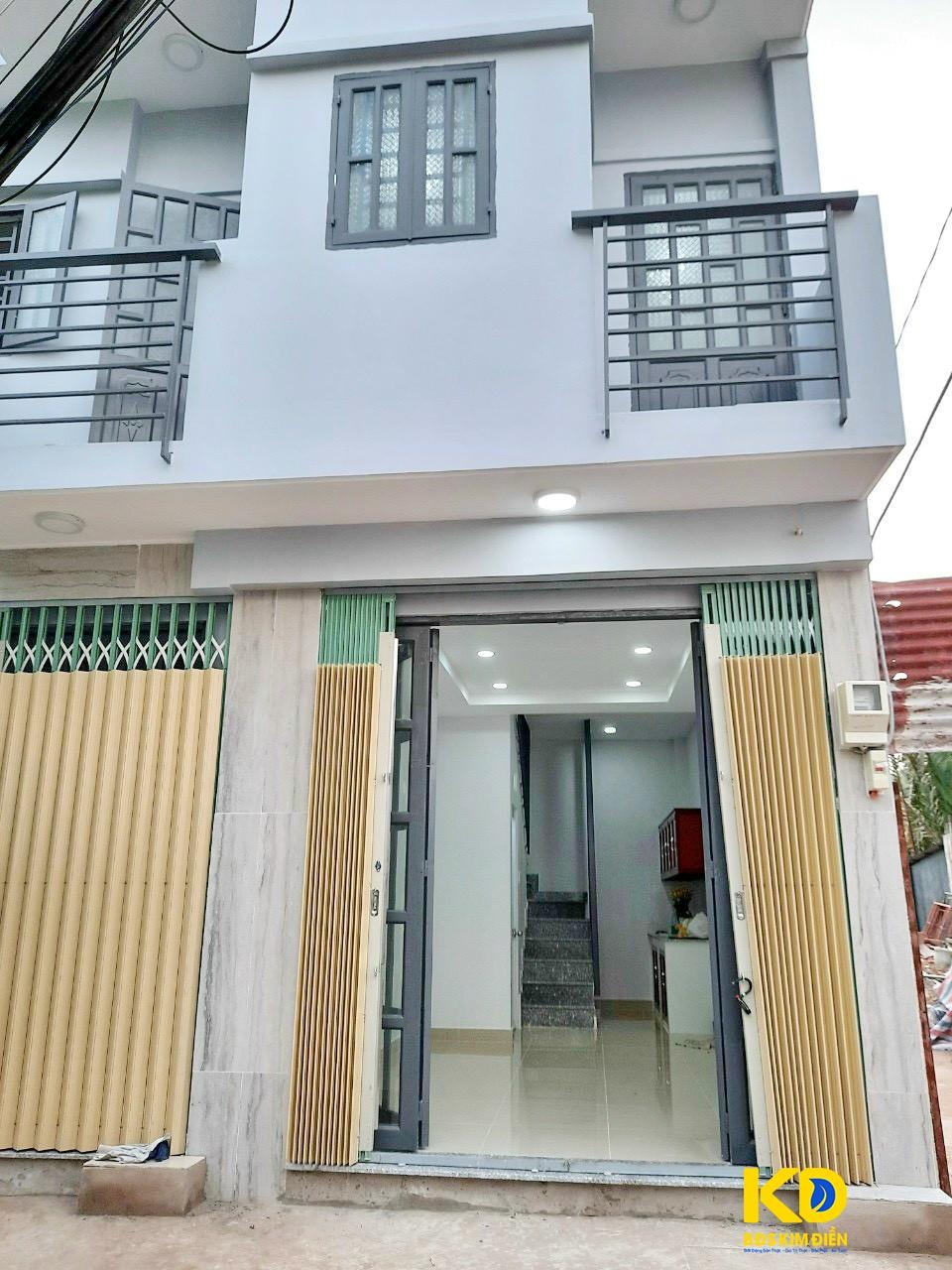 Bán nhà hẻm 3m 1206 đường Huỳnh Tấn Phát P. Tân Phú Quận 7