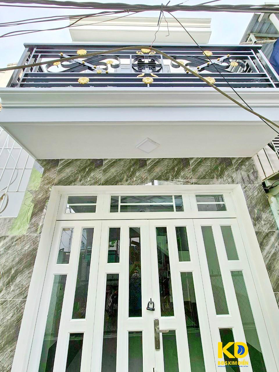 Bán nhà mới đẹp hẻm 3m 1942 đường Huỳnh Tấn Phát thị trấn Nhà Bè
