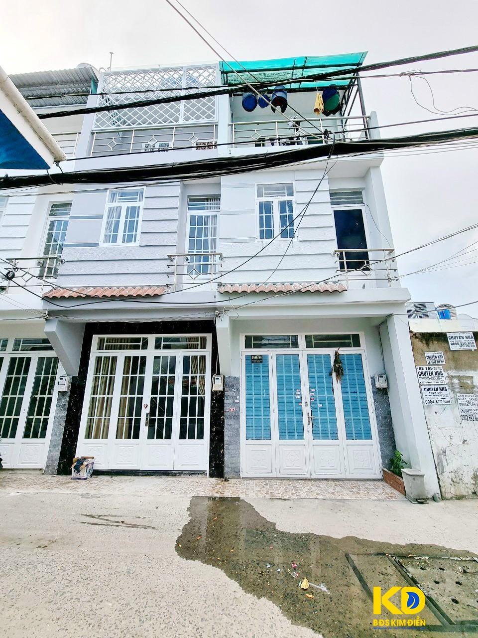 Bán nhà mặt tiền hẻm xe hơi 1886 Huỳnh Tấn Phát thị trấn Nhà Bè