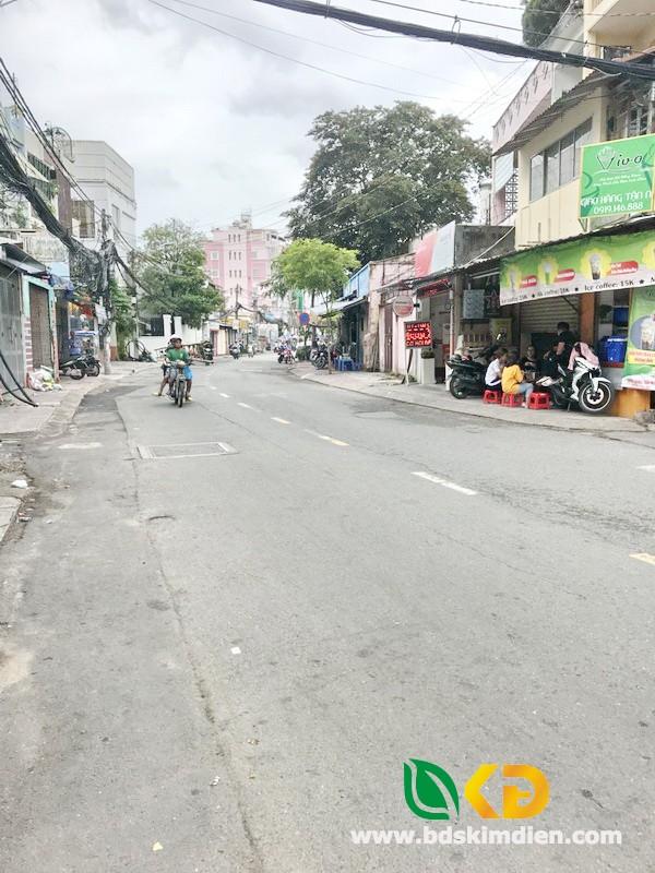 Bán nhà 1 lầu mặt tiền đường Trần Đình Xu Phường Cô Giang Quận 1